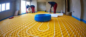Progettazione impianto a pavimento Idroform
